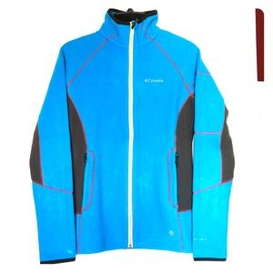 Columbia zip-up thermal heat jacket. Size S.